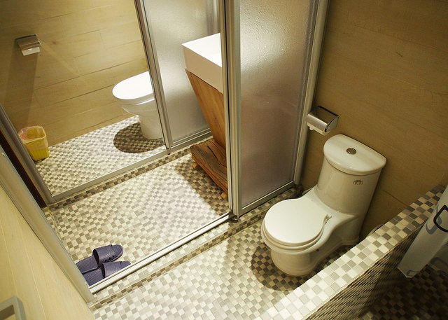五款星级酒店双马桶卫生间坐便器最佳安装位置设计图